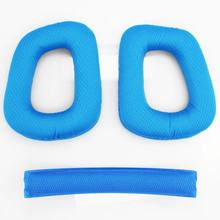 High quality Protein Leather Ear Pads Replacement Cushion for Logitech G930 G430 Headset headphones