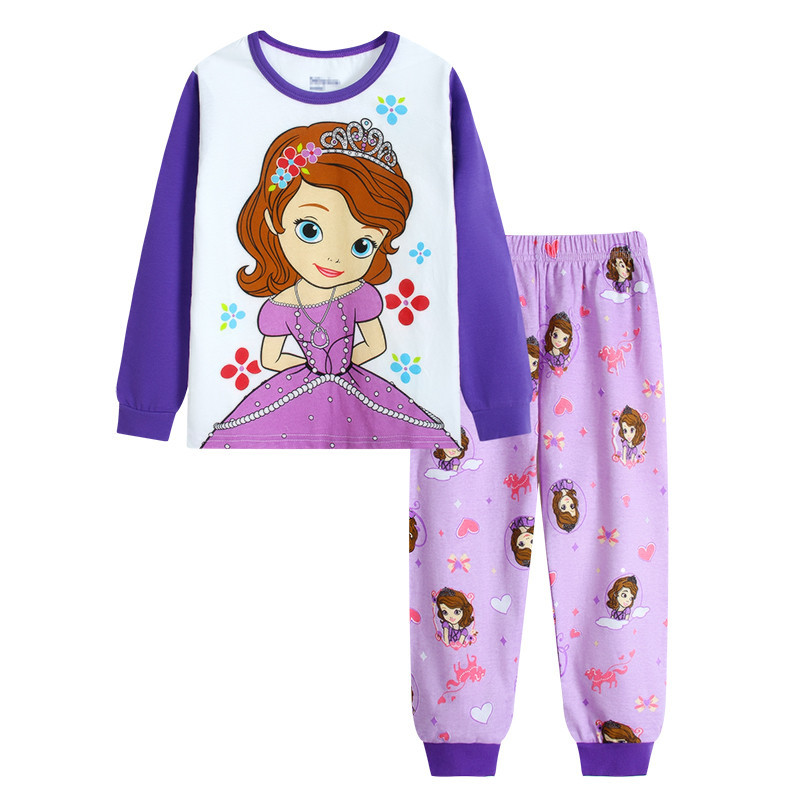 family christmas pajama sets J-221