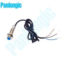 10 stücke Neue LJ12A3 2 Z/DURCH Induktive Proximity Sensor Schalter 2mm Erkennung PNP DC6 36V KEINE Schließer