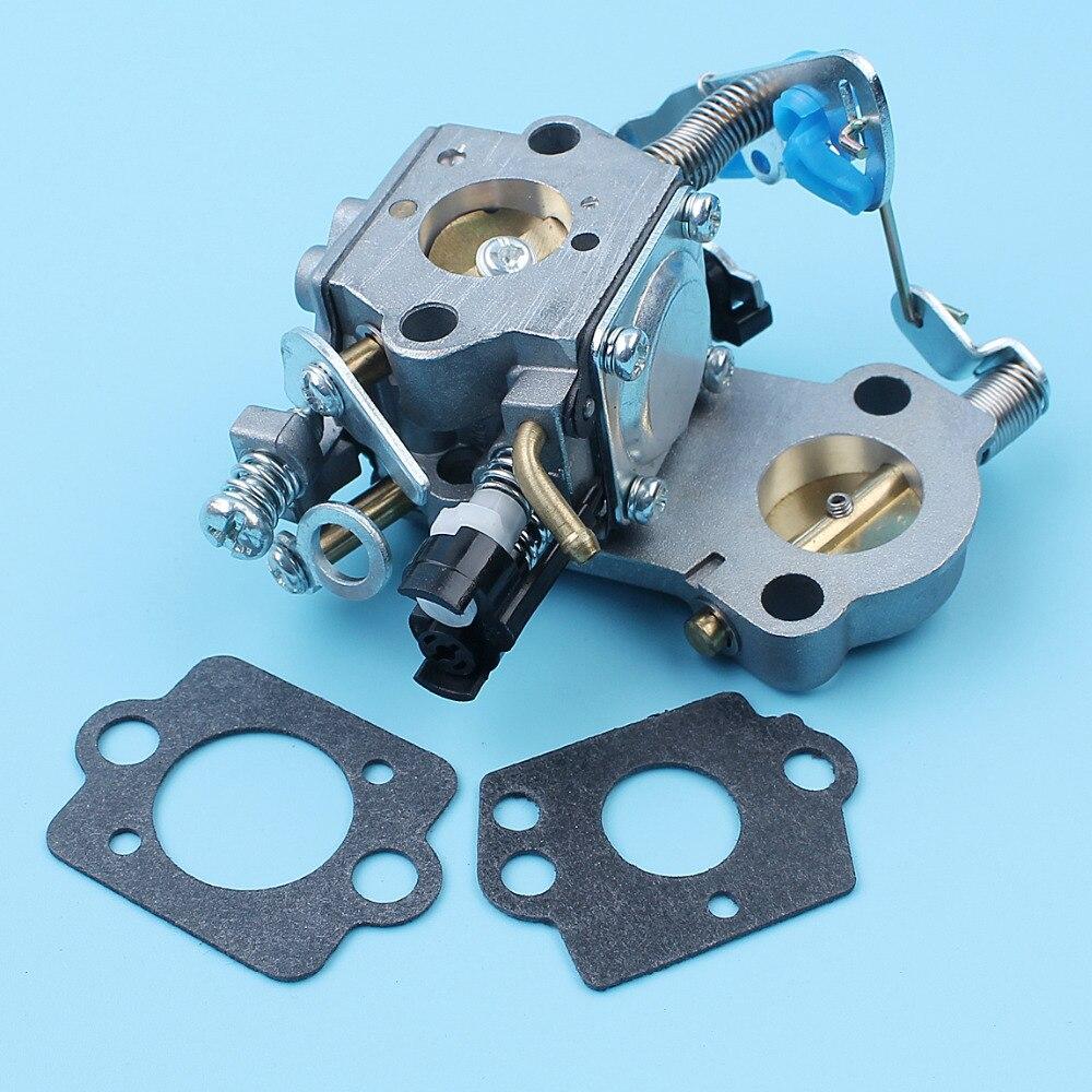 Tools : Carburetor For Husqvarna 455 460 Rancher 455E 461 Jonsered CS2255 Chainsaw 544883001 Walbro Carb WTA29 WTEA-1 WTEA-1-1