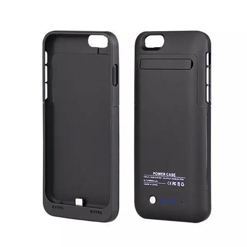 bilder für Meliid 3500 Mah Neue Tragbare Externe Batterie Fall Für iPhone6 6 S Fall Extra Ladegerät Fall Für iPhone 6 6 s Energienbank Fall