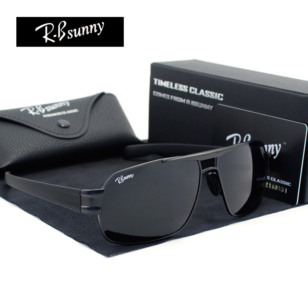 HD high-end business classic polarized sunglassess