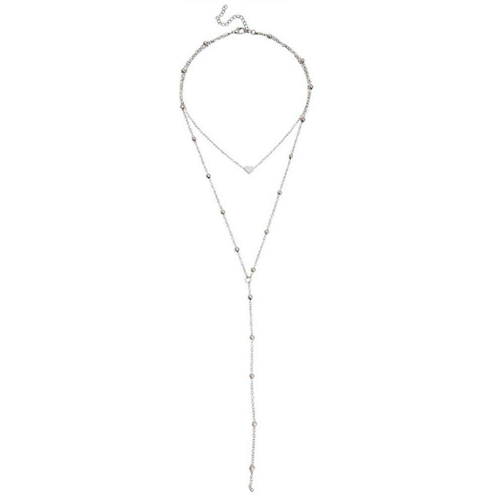 Colar de Coração de cristal Para As Mulheres Torque Romântico Clássico Da Moda De Luxo Strass Jóias Flawless Gargantilha Ornamentos Trinket