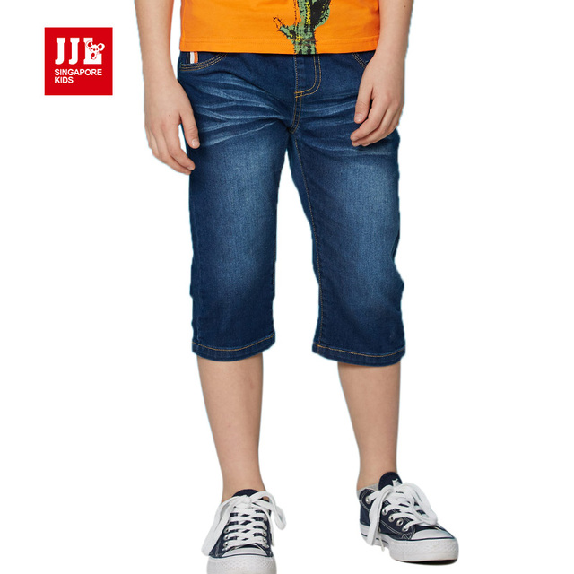 2016 summer teen jeans for boys clothing kids jeans