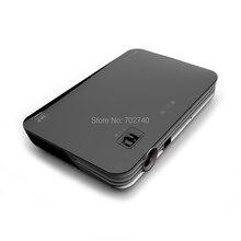 2016 Más Reciente KERUO DLP Alto Brillo 6200 Lúmenes de Cine En Casa 4 K proyector Full HD 1080 P 3D WiFi Android 4.2 LAN LED Proyector