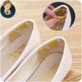 foot care tools silicone shoe heels to keep abreast of the T-shaped stick half a yard cushion heel sandals high heels