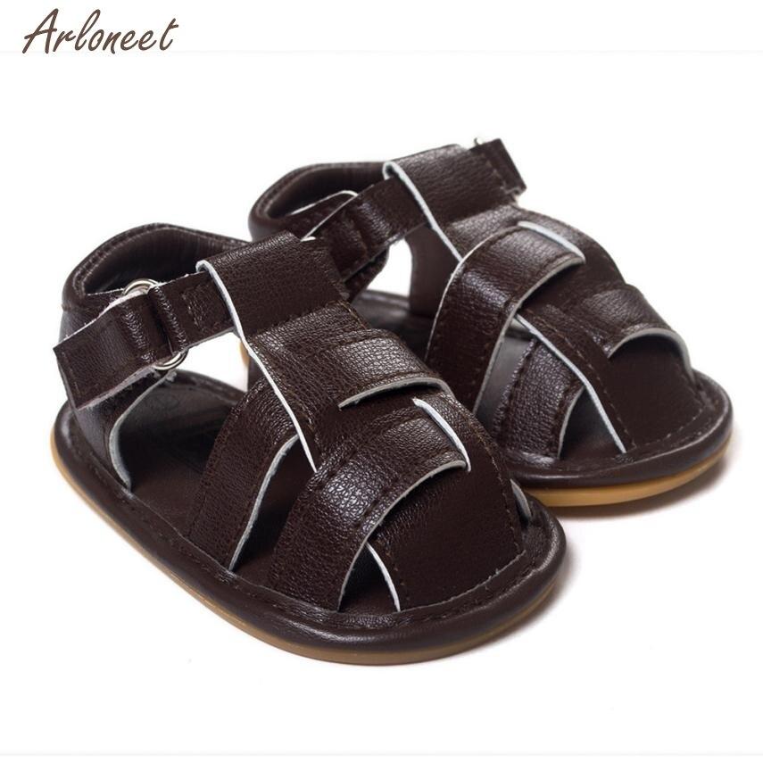 2017 summer Baby boy Toddler Princess First Walkers Girls Boy Kid Shoes