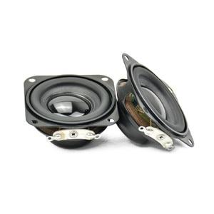 Image 3 - AIYIMA 2Pcs Subwoofer 40MM 1.5Inch Bass Speaker 4Ohm 3W Neodymium Magnetische Bass Multimedia Luidsprekers Diy Audio luidsprekers