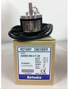 Rotary-Encoder E40S6-100-3-T-24 100%New Original