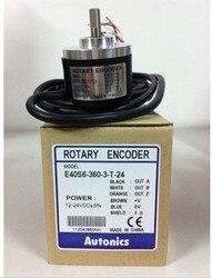 100% новый и оригинальный роторный кодировщик, E40S6-100-3-T-24 E40S6-360-3-T-24 E40S6-500-3-T-24