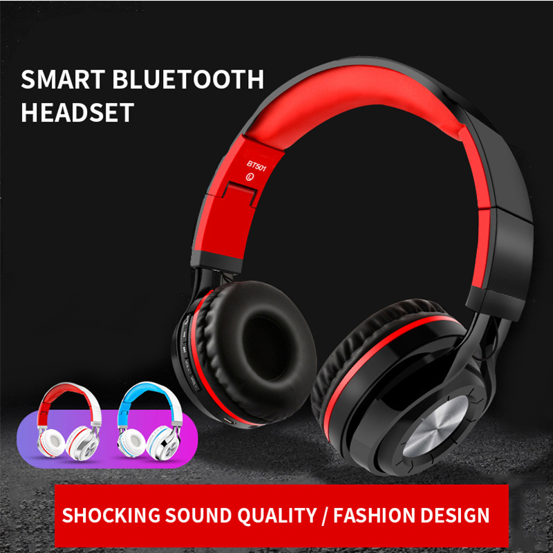 DPRUI Newest Headphones Bluetooth Headset Foldable Sports Headphone Adjustable Earphones with Microphone For PC mobile phone Mp3 newest takstar ml720 headphone headset music dj earphones professional monitor foldable headphones with mic for pc iphone ipad