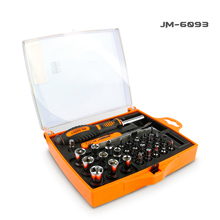 34 in 1 Hand Tools Screwdriver Set Multi-function Computer PC Mobile Phone Digital Electronic Device Repair Hand Home Tools Bit jakemy 49 in 1 diy electronic repair tools set screwdriver pliers platform board hand tools for mobile phone tablet computer