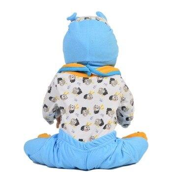 Кукла-младенец KEIUMI KUM23FS01-WW102 5