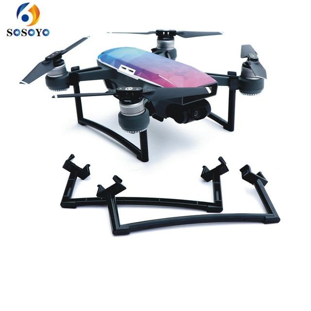 Защита камеры белая для дрона spark кейс к бпла spark fly more combo