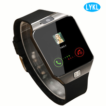 DZ09 Smart Watch Bluetooth WristWatch Sync Notifier Support SIM TF Card Smartwatch Support Multi Languages for