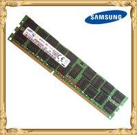 Samsung server memory DDR3 16GB 32GB 1600MHz ECC REG DDR3L PC3L 12800R Register DIMM RAM 240pin 12800 16G 2RX4