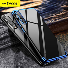 Plating TPU Phone Case for Huawei P20 Lite Case for Huawei Mate 20 Lite X Soft 3in1 Case for Huawei P20 Pro P8 P9 P10 Lite P30 my person greys anatomy doctor nurse soft tpu case for huawei p8 p8lite p9 p9lite p10 p20 p20 lite p20 pro cartoon back cover