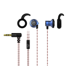 Astrotec Lyra Collection 32/ 150ohm Dynamic Earphone Flat Head Hifi Music Monitor Hi-Res Earbuds