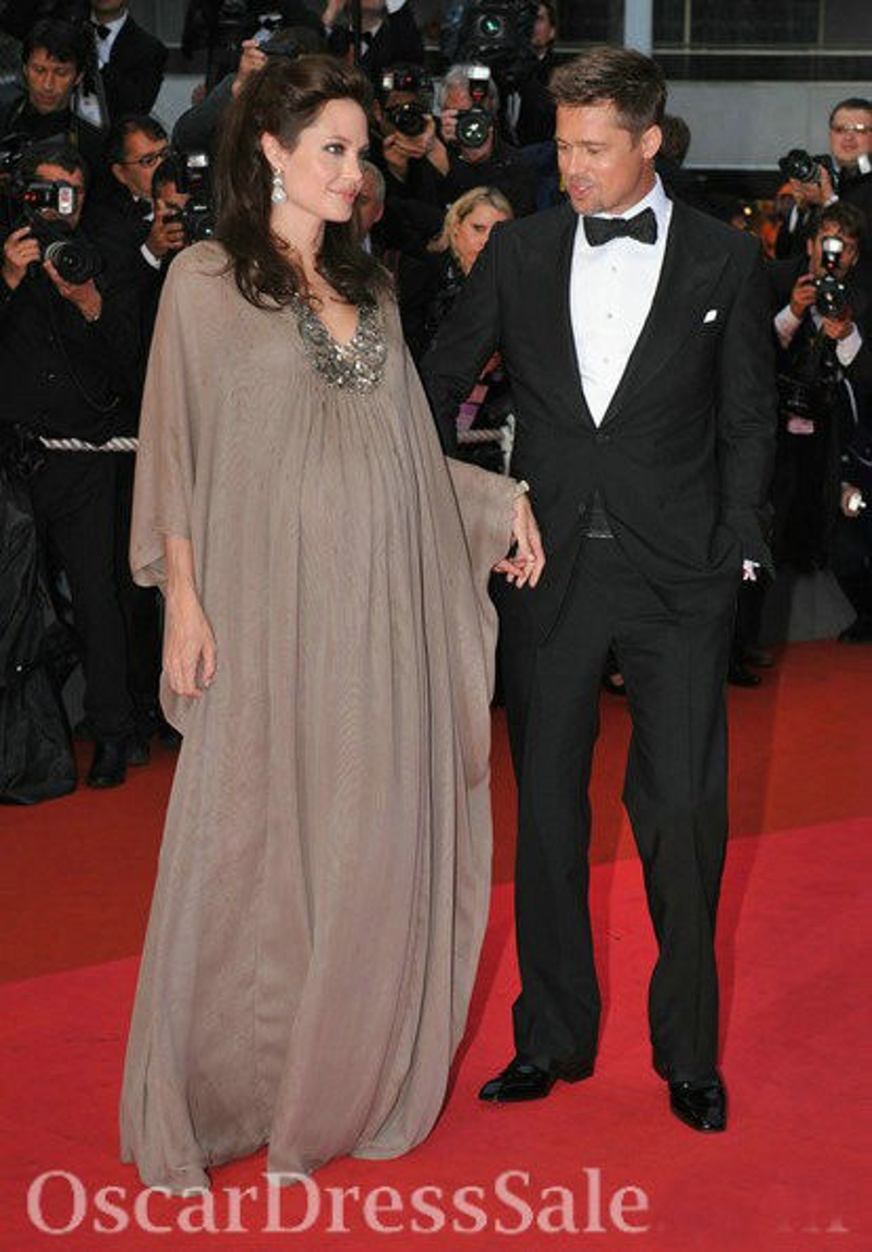 Arabic Evening Dresses For Pregnant Women Dubai Kaftan -4599