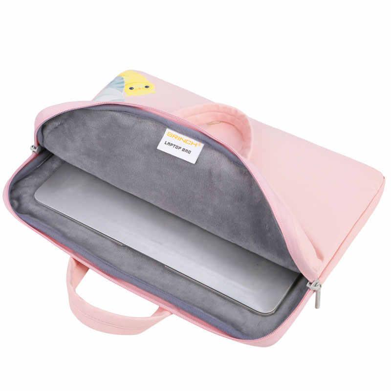 """Сумка для ноутбука, сумка для ноутбука, женская, мужская, 13,3 """"14"""" 15 """"15,6"""", Чехол для компьютера, сумка для ноутбука, чехол для ноутбука lenovo Dell MacBook"""