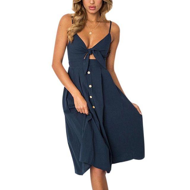 908ec7ab0fb902 Summer-New-Dresses-Women-Button-Wrapped-Chest-Dress-Sexy-women-s-Clothing -suspenders-Dress.jpg_640x640.jpg