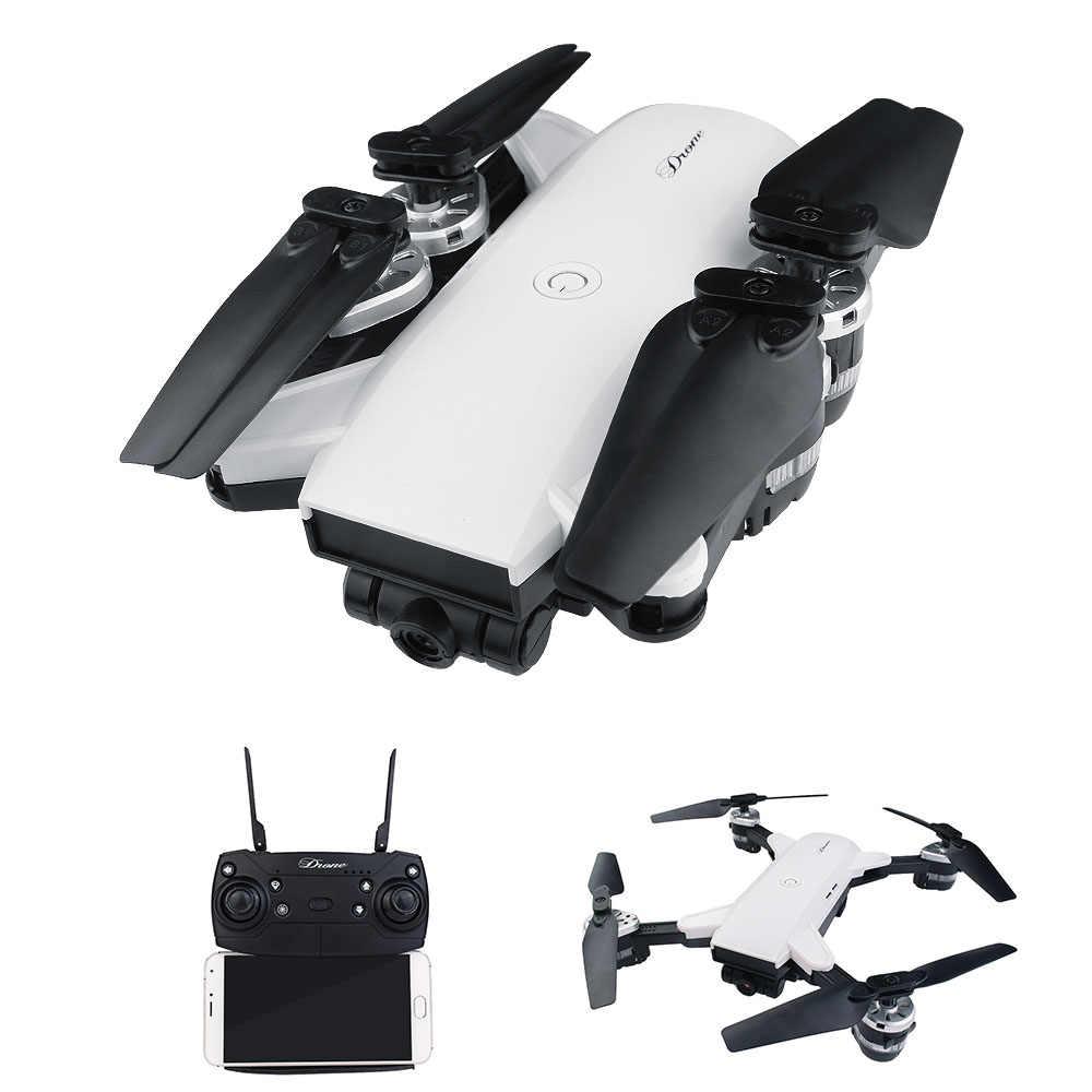 Nowy składany dron do selfie z WIFI kamery FPV RC Drone 6-Axis RC helikopter w czasie rzeczywistym Quadcopter's postawy polityczne w XS809