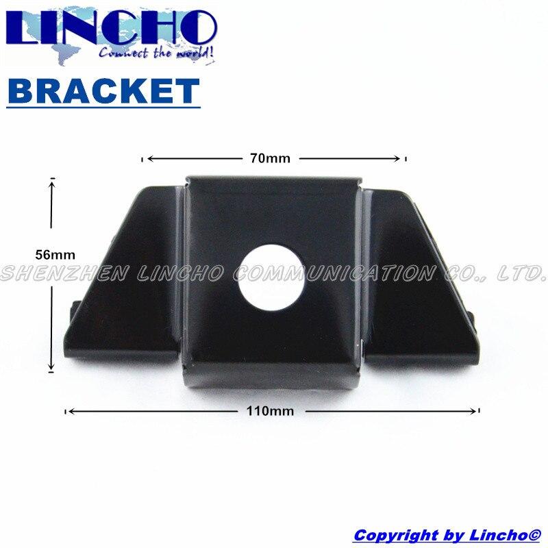 imágenes para Negro Car antenna Mount, tapa del maletero, hatchback soporte de montaje Móvil de Radio antena SO239 conector