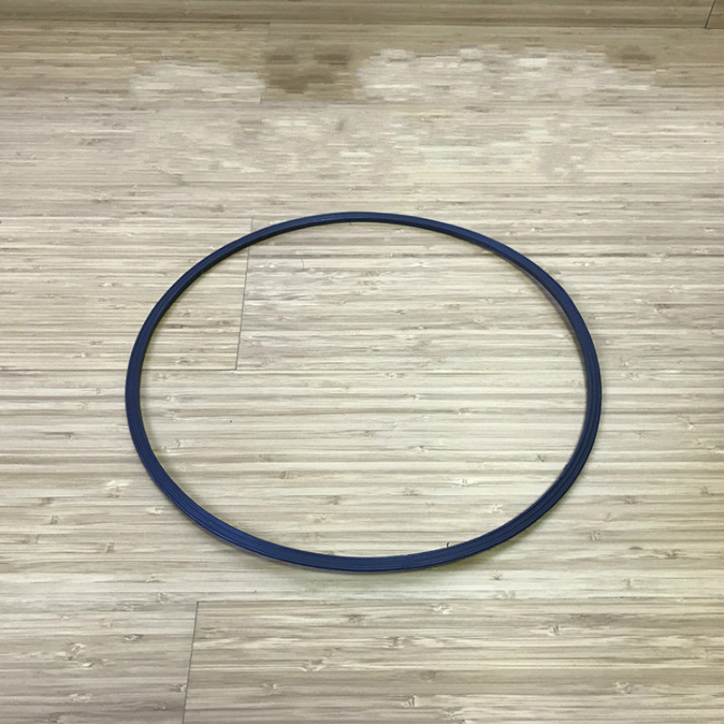 Bar Chair Base Ring Accessories 38.5-55cm Bar Chair Disc Rubber Strip Fashion Bar Chassis Base Plastic Ring Chair Accessories