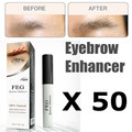 Eyebrow enhancer natural serum growing eyebrows/ FEG eyebrow serum 3ml eyebrow growth liquid