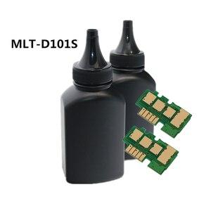 2X pó de Toner mlt d101s Toner d101 mlt d101s 101 101 s + 2X chip para samsung ml 2160 ml 2160 2165 2167 2168 w scx3400 3405 3407|toner powder|powder for samsung|toner powder for samsung -