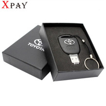 USB Flash Drive Car Key 8GB 16GB 32GB 64GB Pendrive