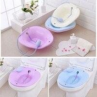 Инструмент для чистки туалета для биде портативный Противоскользящий прочный для беременных гинекологический материнский ребенок @ LS