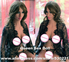 NEW 161cm Top quality full size adult sex dolls, sex toys for men silicone dolls, japanese realistic dolls with oral anal vagina
