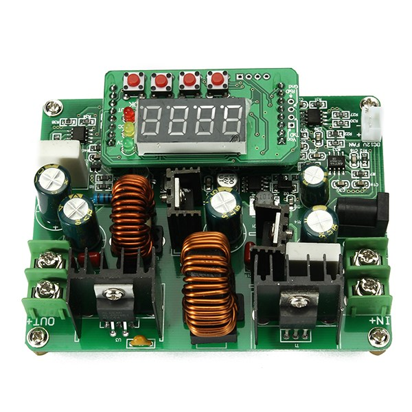 D3806 NC DC Constant Current Power Supply Step Down Module Voltage Ammeter Inverters Converters
