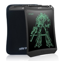 NEWYES 8 5 Hotsales Kids Gifts Fashion Black Robot Pad Electronic Doodle Board LCD Writing Tablet