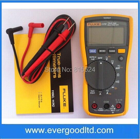 Fluke 88 Digital Multimeter Manual : Popular fluke digital multimeter buy cheap