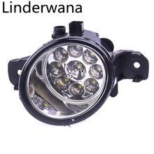 Туман сборки лампы Супер яркий фонарь для Nissan Almera 2 urvan X-Trail T30 T31 Versa 3 марта platina 2001-2015 светодиодный фонарь