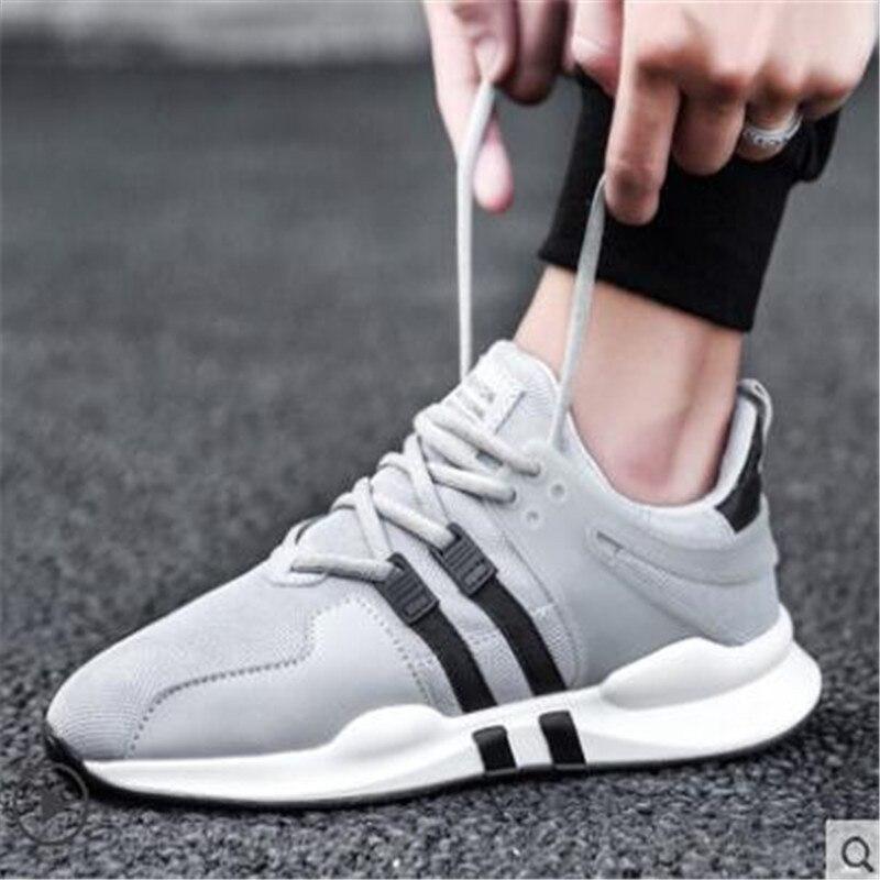 Sapatos Rendas Dos Correspondência Homens 1 No Outono Malha Listrado Cores Selling Primavera 2 De E Casuais Respirável New Best Sneakers Padrão pawxSFF