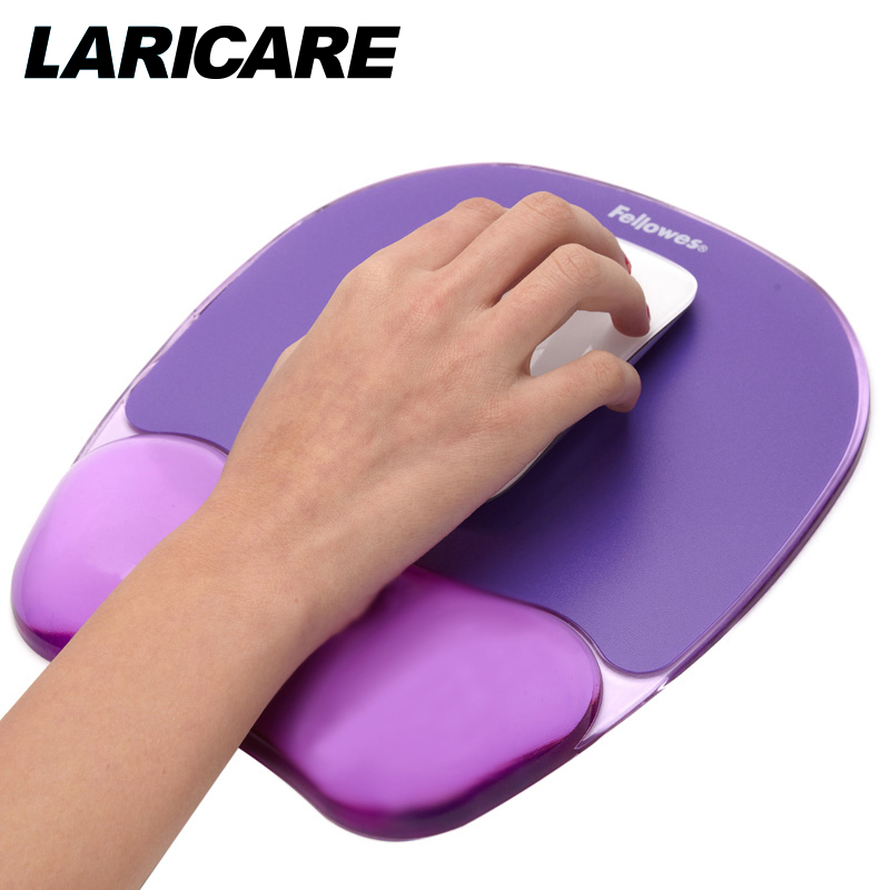 Laricare Ergonomic Mouse pads,armrest pad.Office part,for healthy life and helthy habit,Pro-Ergonomic Hand pillow. LF-3 ...