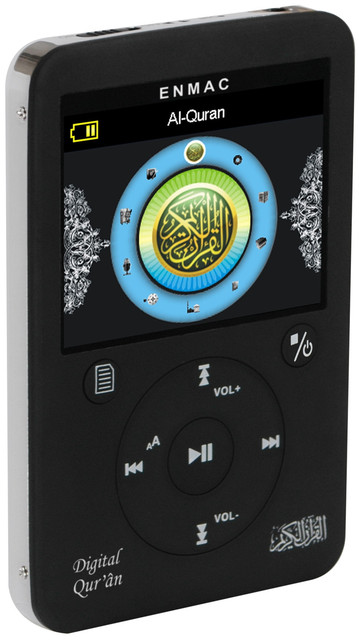 Digital Quran Player EQ509 Digital Color Quran Player for Muslim Learning the Holy Quran Book MP3 Quran Players