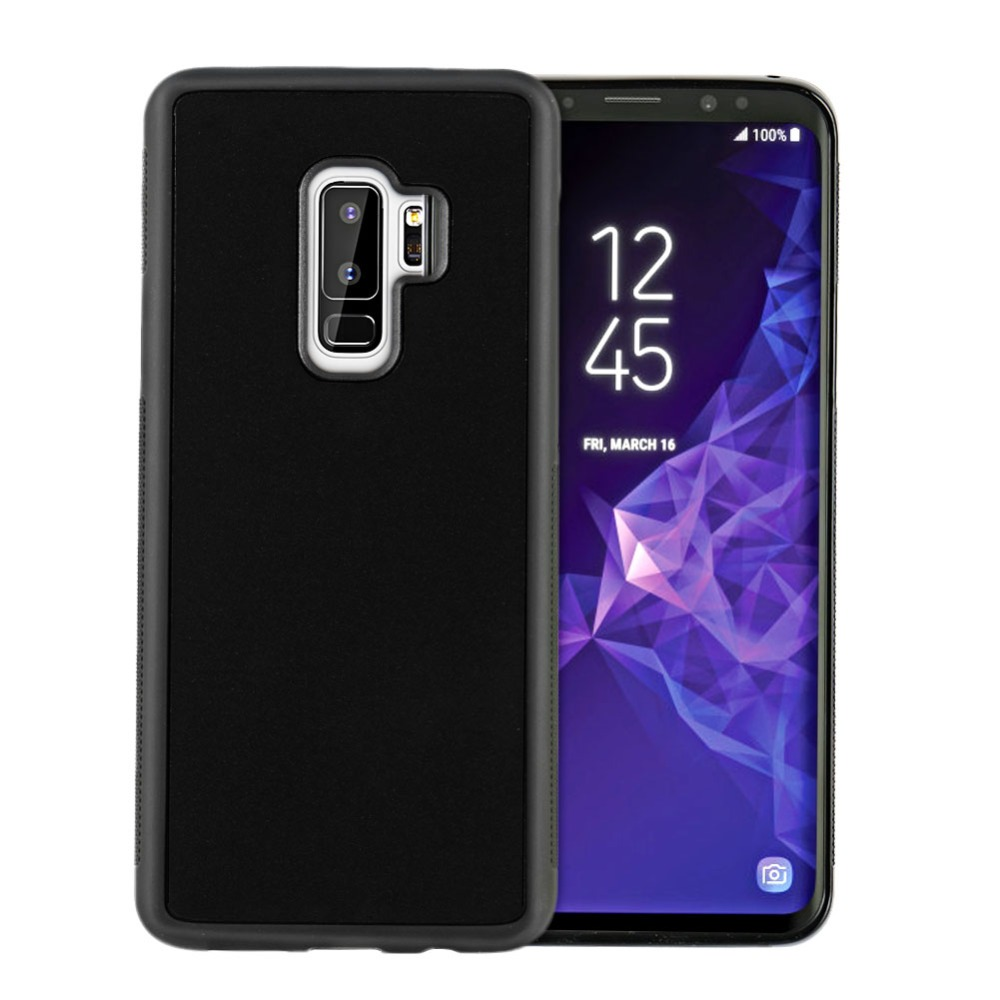 Anti Gravity Phone Cases for Samsung Galaxy S9 S9 Plus Cover Nano Suction Adsorption Wall Case for Samsung S9 Capa
