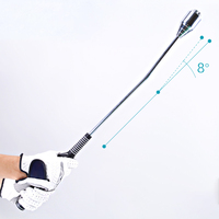 Golf Swing Training Aids Adjustable Weight Rod Correct Golfer Swing Posture Practice Equipment Beginners Golf Sports Accessories