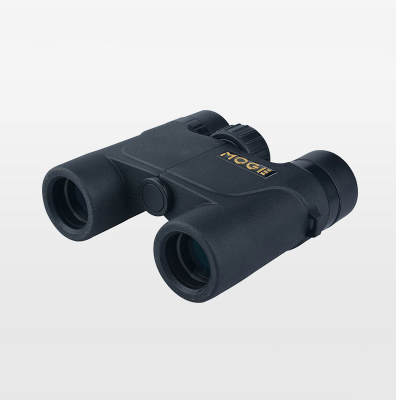Original Moge Binoculars 10x26 High Power HD Bak4 Portable Telescope Outdoor Hunting Spotting Scope original binoculars 10x42 high power hd optical lenses mc green film military telescope for hunting outdoor spotting scope