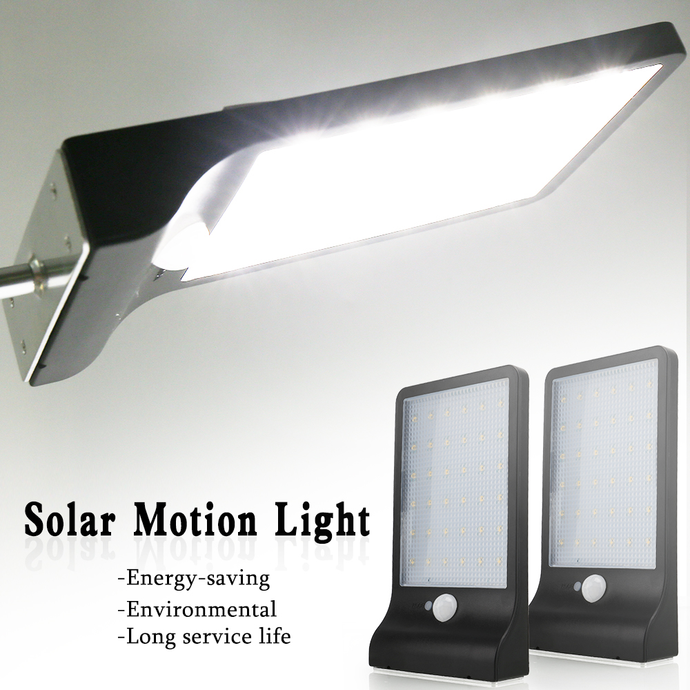 New Sensing Motion Solar Power LED Hang Light Outdoor Night Light for Garden Patio Deck Yard Fence Driveway Lawn ...