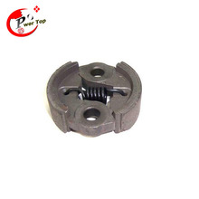 Clutch shoe with screw for 26CC gas boat engine