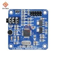 VS1053 MP3 Module Development Board w/Auf-Board Aufnahme Funktion Spi-schnittstelle OGG Encoding Aufnahme Control Signal Filter
