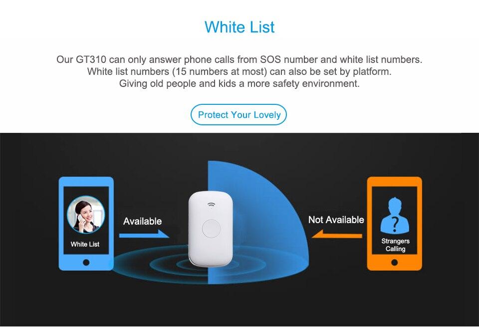 Concox Q2 Mini Personal GPS Location Tracker