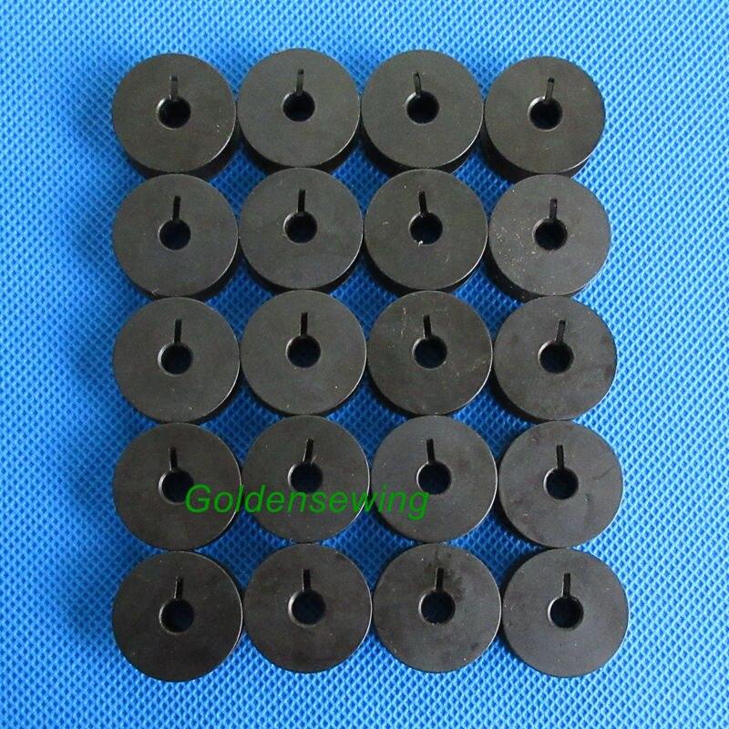 20 Steel Bobbins For ADLER 167 267 Sewing Machines #167-180 (167180/167-00-180-020 Steel Bobbins For ADLER 167 267 Sewing Machines #167-180 (167180/167-00-180-0