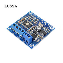 Lusya TPA3116D2 Bluetooth Digital Amplifier Board 2 * 50W Stereo  Class D Dual Channel Audio Amplifier DC 12 24V A4 020
