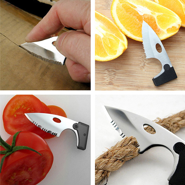 סכין הישרדות עם ערכת כלים מיוחדים 2